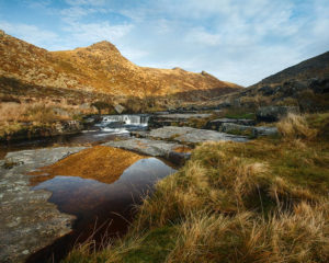 Tavy Cleave reflection