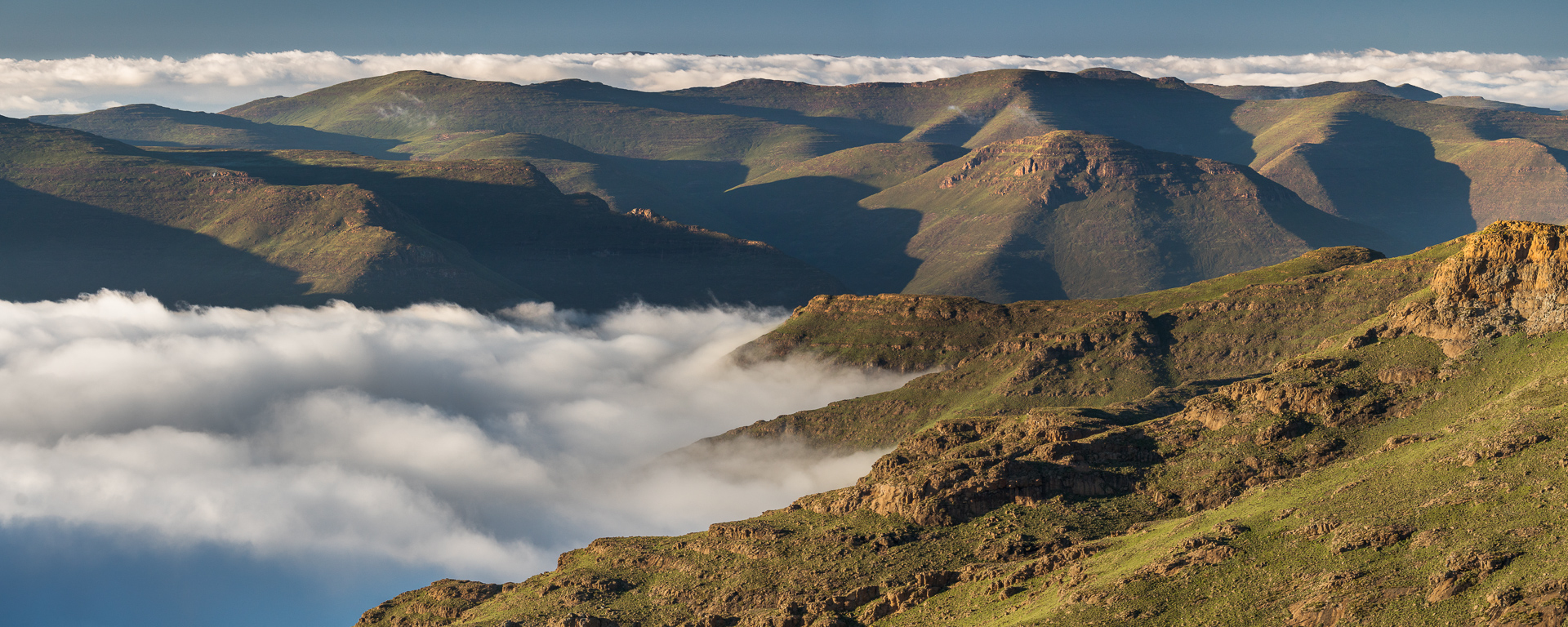 I've have long wanted to capture an image of the hills of Lesotho that I could be proud of. With this image I think I have acheived my goal.