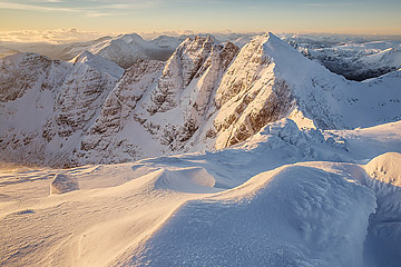 Photo taken at An Teallach, The Great Wildernes