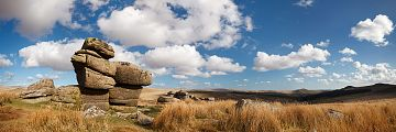 Photo taken at Black Tor, Dartmoor