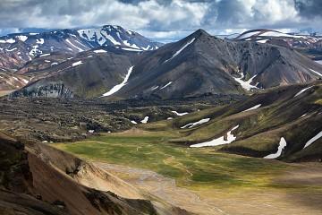 Photo taken at Landmannalaugar, Highlands of Iceland