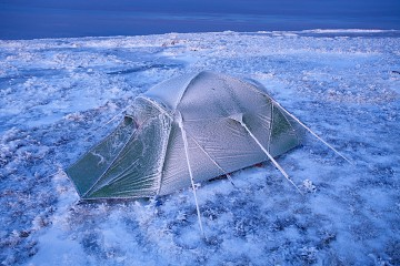 Ice Camp, Pen Y Fan