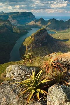 Photo taken at The Drakensberg Escarpment, Sout
