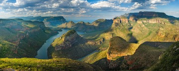 Photo taken at The Drakensberg Escarpment, Sout