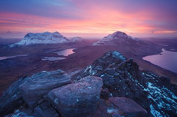 Landscape Photography Gallery Scotland Gallery