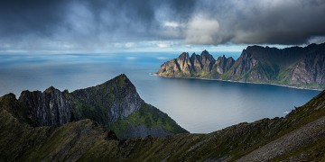 Photo taken at Senja, Norway