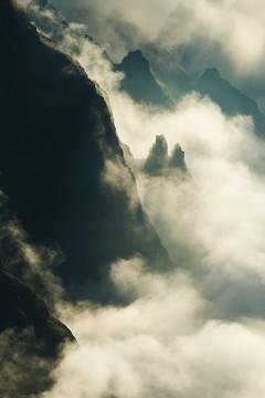 Photo taken at The Drakensberg Escarpment, South Africa