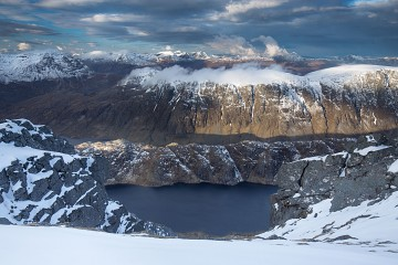 Photo taken at A'Mhaighdean, Fisherfield