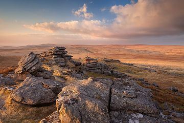 Photo taken at Great Mis Tor, Dartmoor