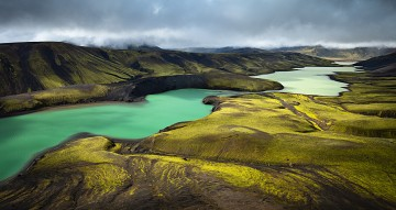 Photo taken at Icelandic Highlands