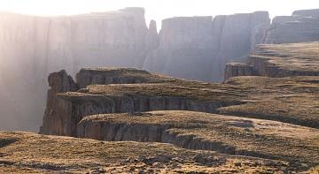 Photo taken at Drakensberg, South Africa