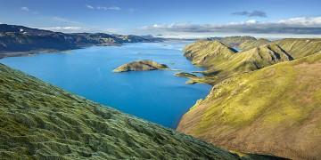 Photo taken at Langisjor, Highlands of Iceland