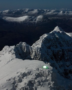 Photo taken at Liathach, Torridon, Scotland