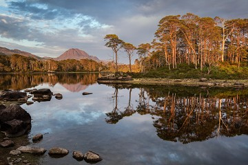 Photo taken at Loch Maree, Scotland
