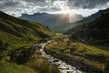 Photo taken at Drakensberg Escarpment, South Africa