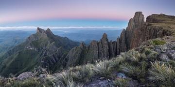 Photo taken at Drakensberg Escarpment, South Af