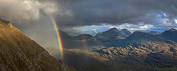 Photo taken at Liathach, Torridon, NW Scotland