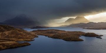 Photo taken at Assynt, Scotland