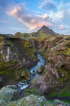 Photo taken at Laugavegur Trail, Iceland