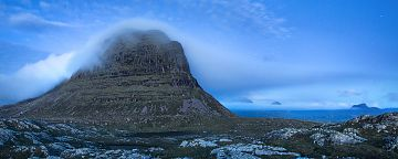 Photo taken at Near Suilven, Assynt