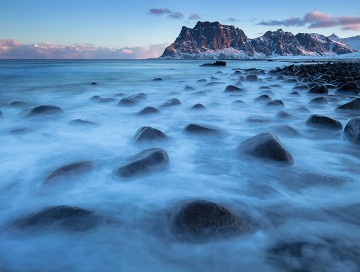 Photo taken at Lofoten, Norway