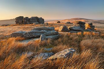 Photo taken at Wild Tor, Dartmoor