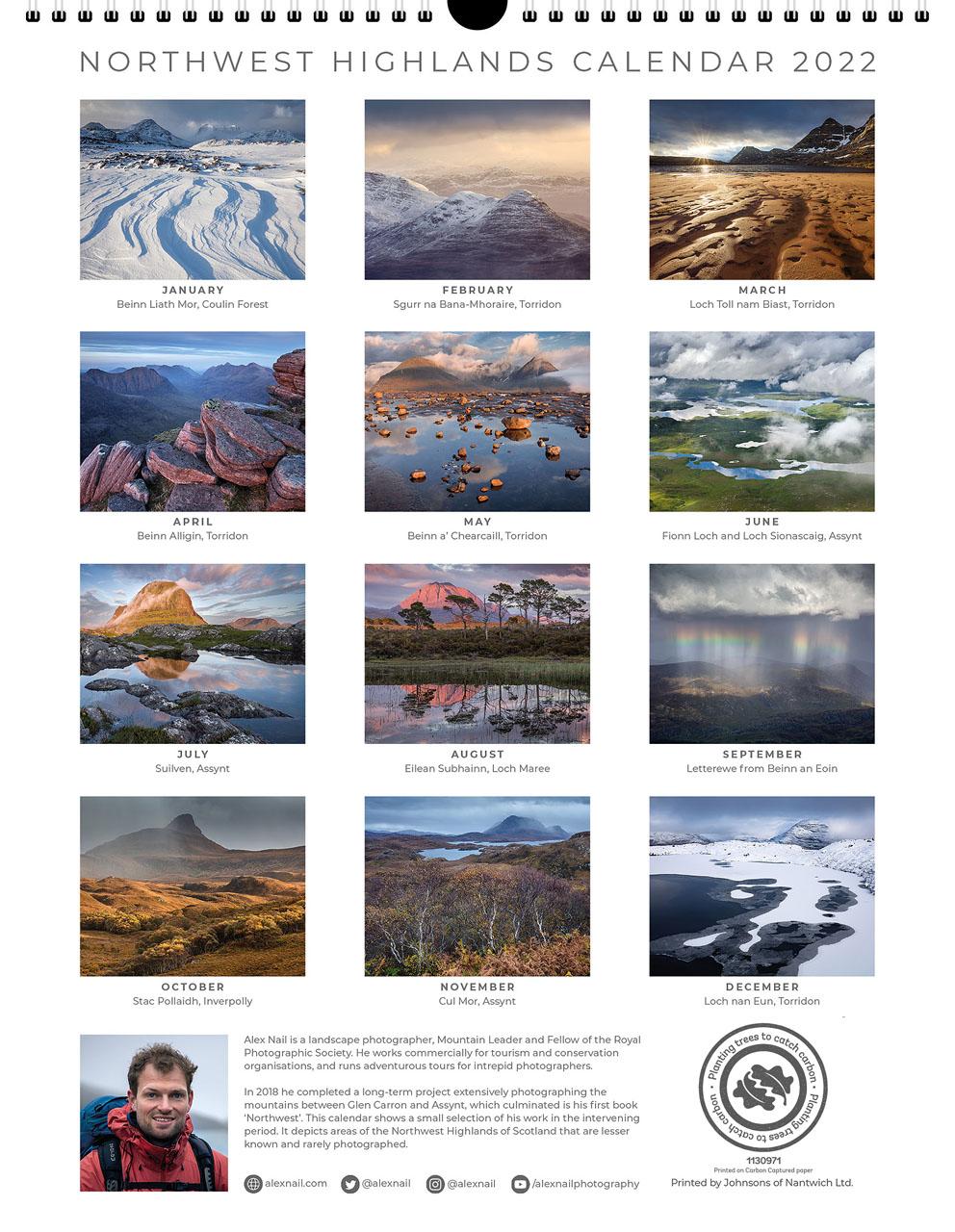 Northwest photography book