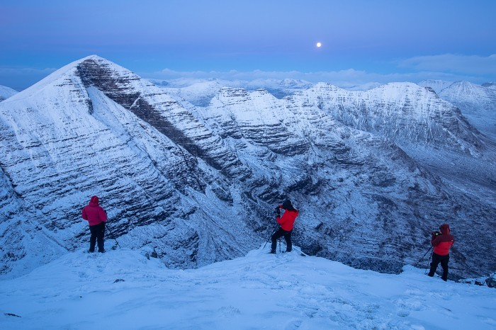 Image of Torridon Winter Adventure workshop